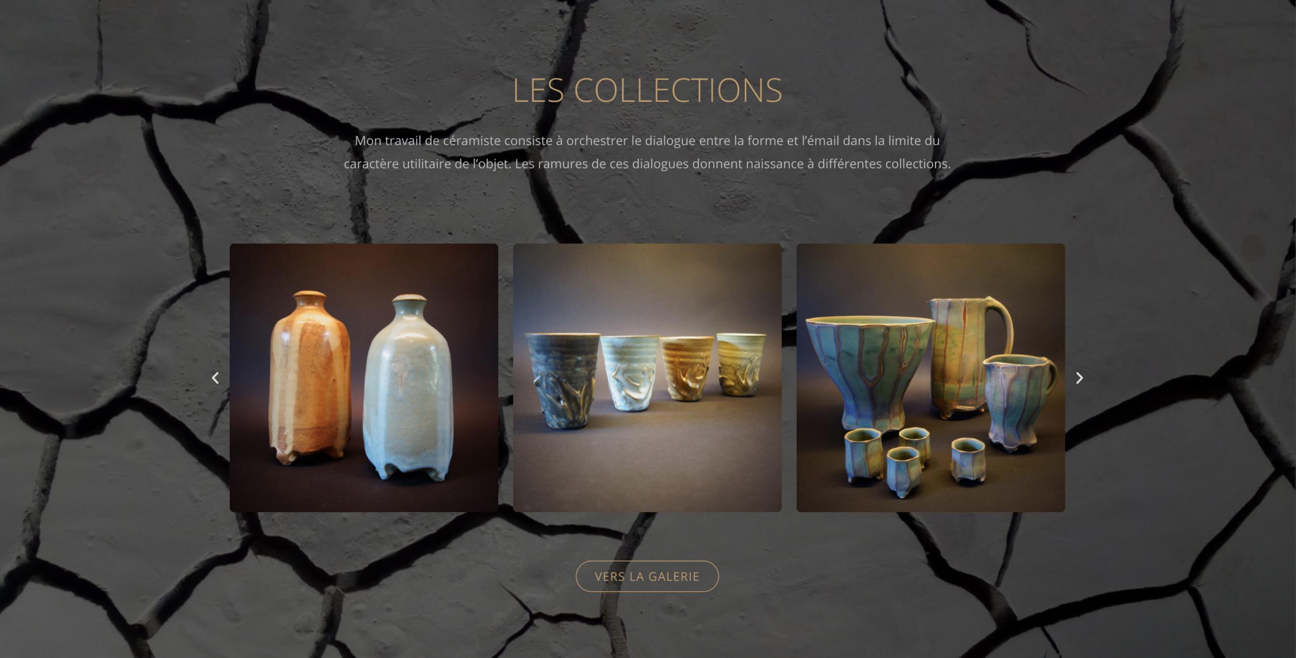 website nicolasraguin galerie